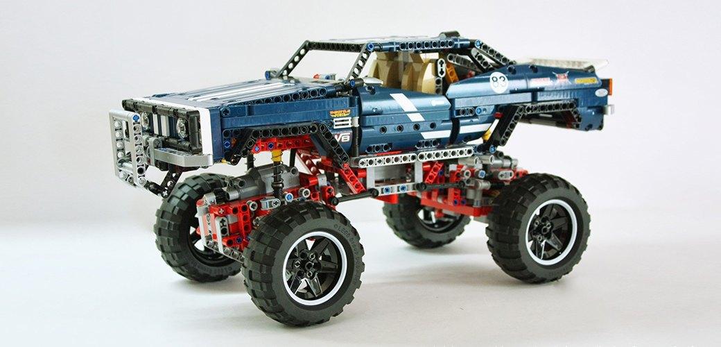 Как выпустить свою собственную модель LEGO. Изображение № 2.