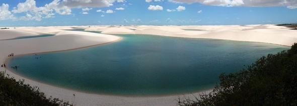 Белые пески Lencois Maranhenses. Изображение № 20.