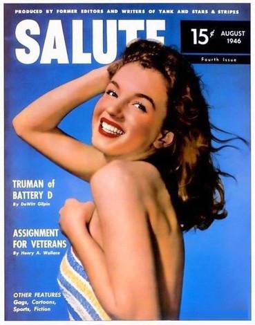 Изображение 32. Marilyn Monroe, pin-up girl.. Изображение № 21.