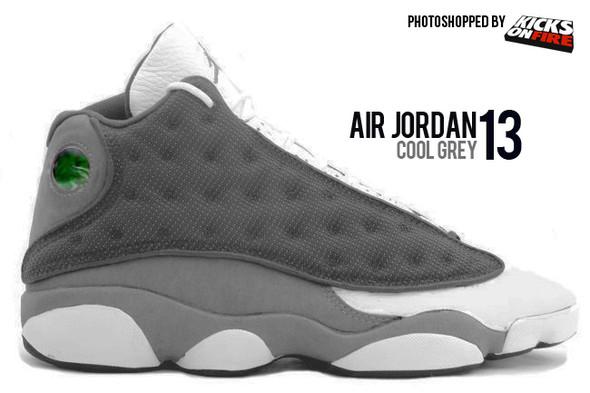 Расцветки Air Jordan, которые вы хотели бы видеть. Изображение № 6.
