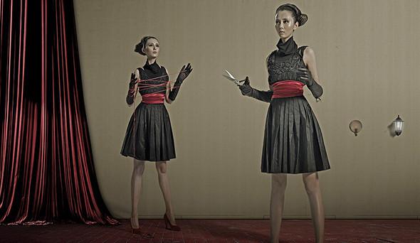 Китайский социализм и высокая мода, от Квентина Шиха. Изображение № 25.