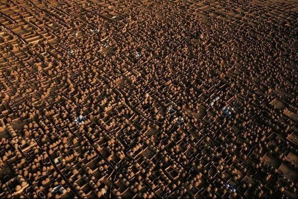 Кладбище в Асьюте. Египет. Изображение № 26.