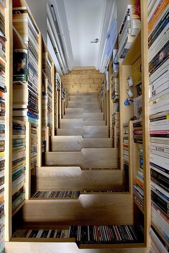 23 необычные лестницы и несколько интересных фактов о них. Изображение № 1.