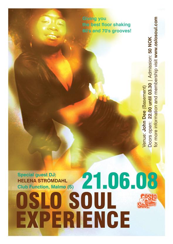 DJ BJOERN ESPEN (OSLO SOUL EXPERIENCE). Изображение № 9.