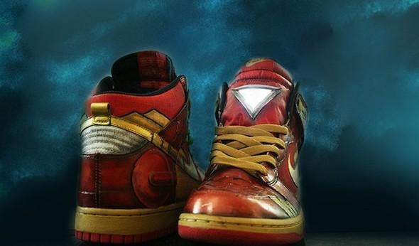 Iron Man и Nike. Изображение № 3.
