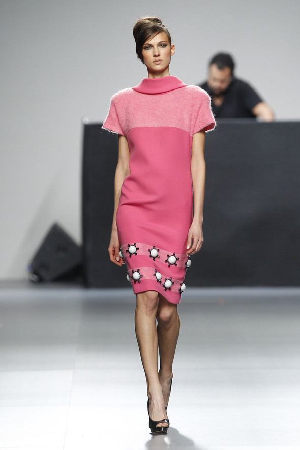 Madrid Fashion Week A/W 2012: Juana Martin. Изображение № 2.