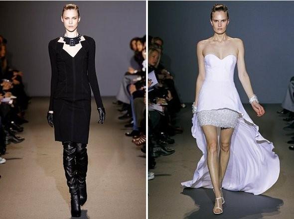 Изображение 8. Показы на Paris Fashion Week FW 2011: день 5 и 6.. Изображение № 6.