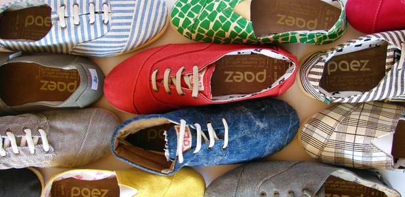 Обувь PAEZ  . Изображение № 32.