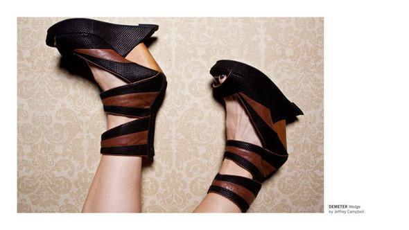 Изображение 36. Лукбуки обуви: Jeffrey Campbell, Modern Vintage и Solestruck.. Изображение № 52.