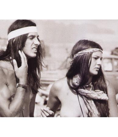 Фотография хиппи, 1970-ые . Изображение № 11.