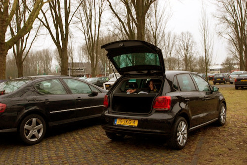 Изображение 2. Амстердамский лес и городские окна.. Изображение № 4.