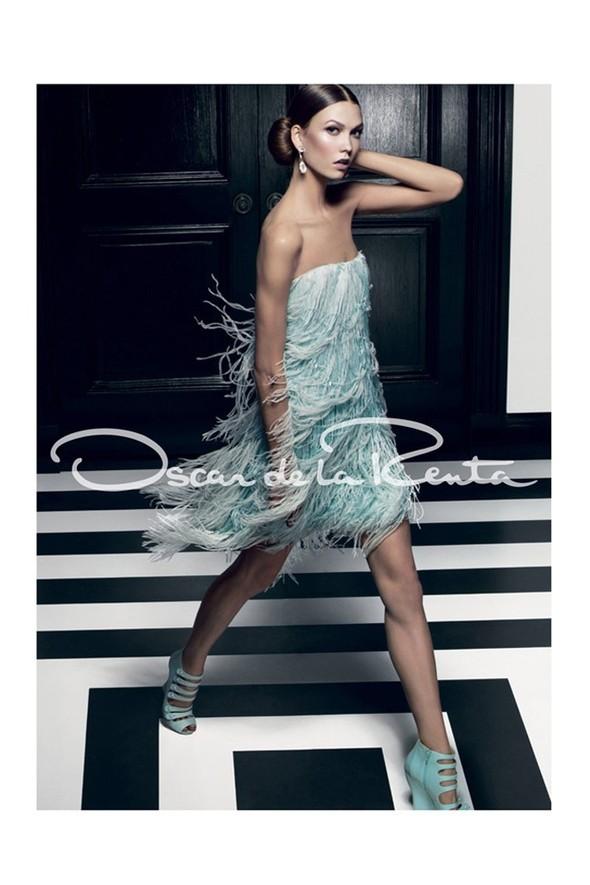 Превью кампаний: Calvin Klein и Oscar de la Renta. Изображение № 4.