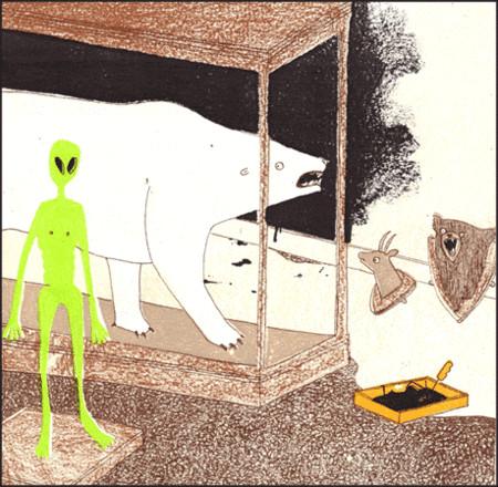 Sarah Knight иллюстратор изHonest Four. Изображение № 20.