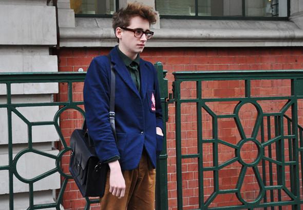 Уличный стиль с трех Недель Моды. Изображение № 83.