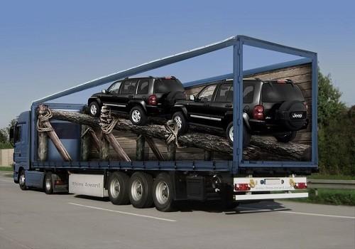 Потрясающая реклама на грузовиках. Изображение № 6.