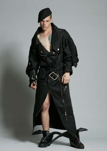 The Asher Levine 2011 Spring/Summer Line is Spine-Chilling. Изображение № 9.