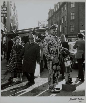 Другой Лондон: Каким видели британскую столицу с 30-х по 80-е. Изображение № 6.