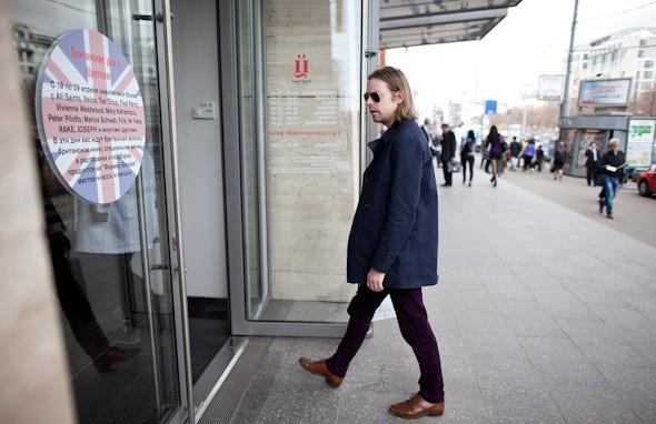 День с Питером Йенсеном: Разговоры о ретейле и шопинг в Москве. Изображение № 36.
