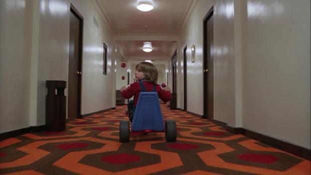 Дэнни Торренс в кубриковской экранизации «Сияния». Изображение № 2.