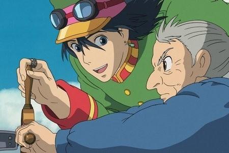 Добрый волшебник, Хаяо Миядзаки. Изображение № 46.