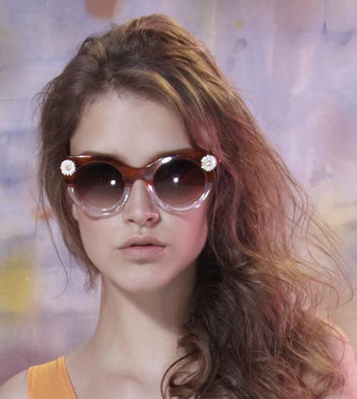 Привет, ромашки! Daisy Sunglasses от Sretsis. Изображение № 5.