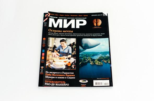 Фотографии Наташи в русском журнале Афиша. Мир. Изображение № 26.