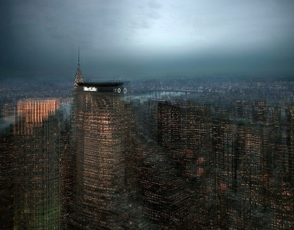 Изображение 9. Серия Zooming In an Out of New York .. Изображение № 9.