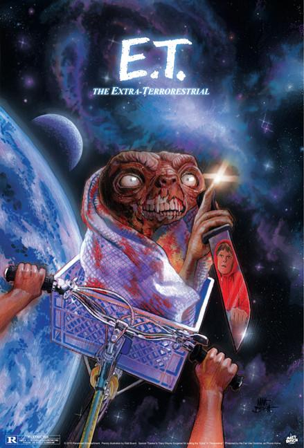 15 зомби-постеров известных фильмов. Изображение № 14.