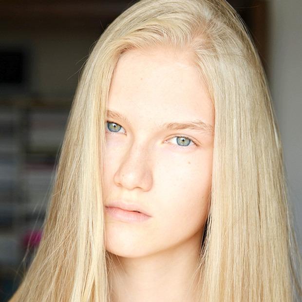 Наши: 10 начинающих моделей из России, Украины и Беларуси. Изображение № 11.