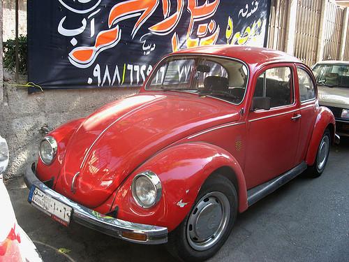 Ретро-автомобили в Сирии. Изображение № 7.