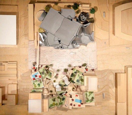 Автор Музея Гуггенхайма представил проект жилого здания. Изображение № 2.