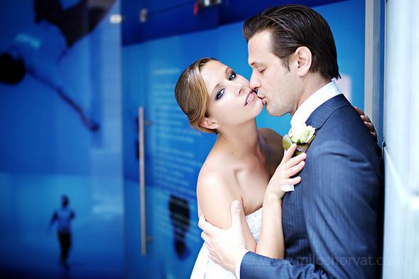Милош Хорват: свадебная фотография вне времени. Изображение № 9.