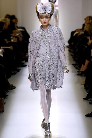 Неделя моды в Париже: Haute Couture. Изображение № 38.