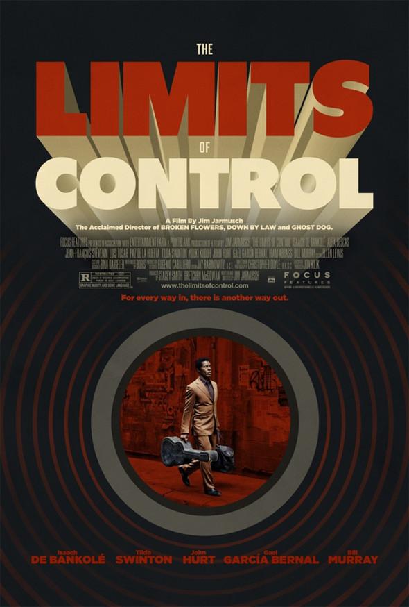 TheLimits ofControl. Изображение № 1.