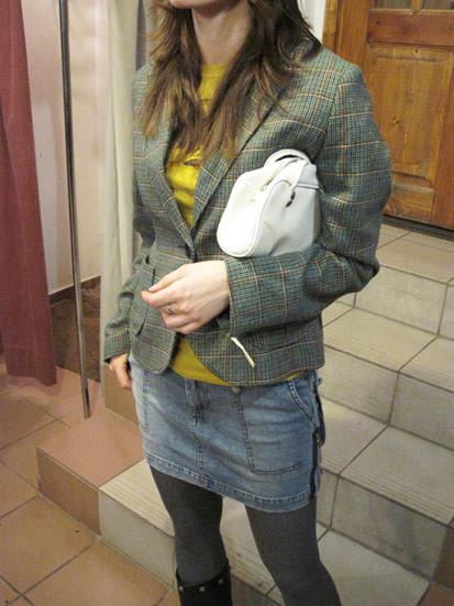 Одеваемся всеконд-хенде за1000 рублей. Изображение № 20.