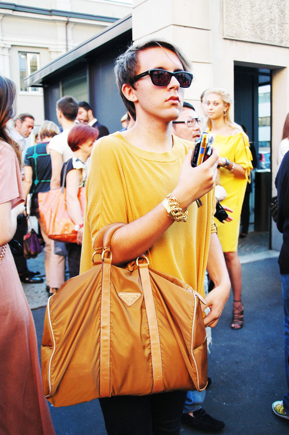 Milan Fashion Week! People!. Изображение № 15.