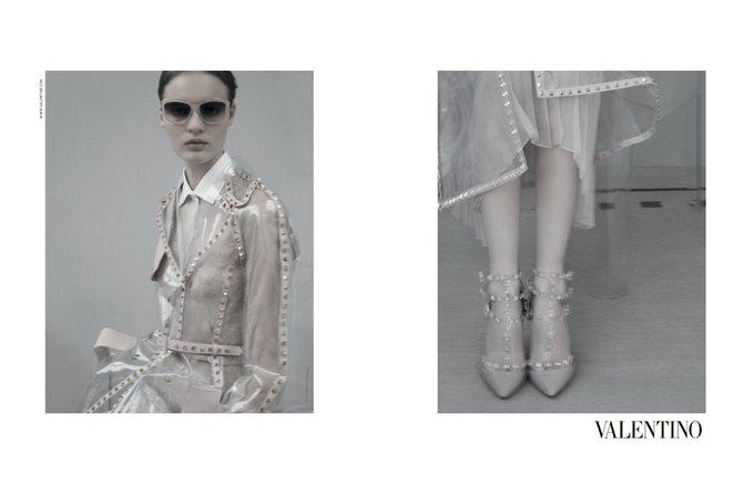 Сара Мун сняла кампанию Valentino. Изображение № 1.