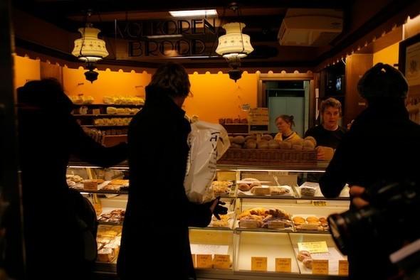 Изображение 6. Амстердам. Восток.. Изображение № 5.
