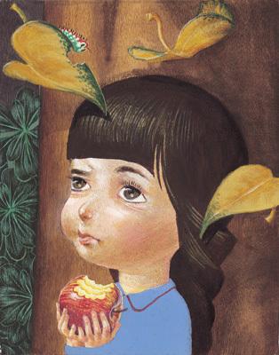 Израильские ине очень иллюстрации ииллюстраторы. Изображение № 23.