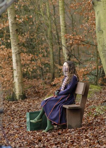 «Пенелопа» девушка, сосвинным пятачком. Изображение № 7.