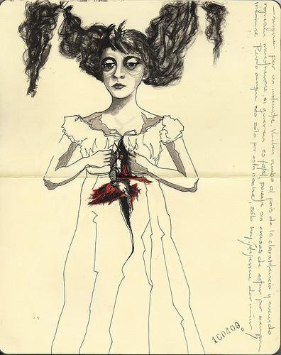 Мексиканская художница ERIKA KUHN. Изображение № 46.