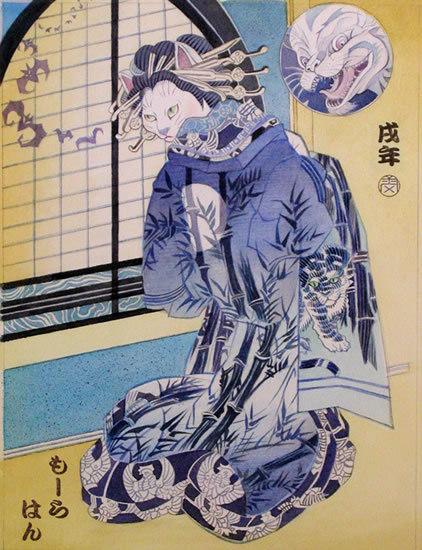 Звериная Япония Мойры Хан. Изображение № 19.