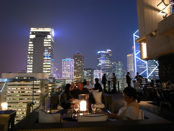 Sevva — Гонконг. Изображение № 10.