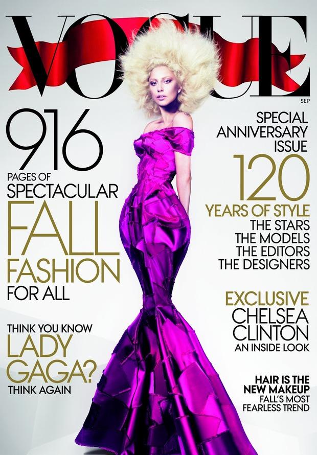 Сентябрьский номер Vogue бьет рекорды. Изображение № 1.