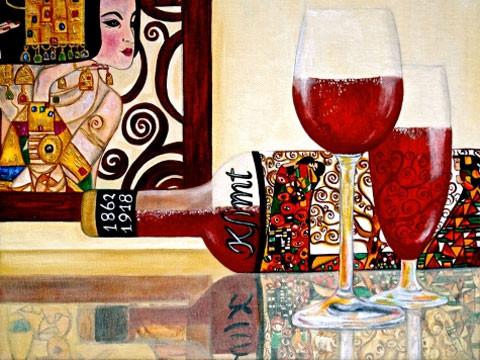 K. Madison Moore - знает толк в вине и живописи ХХ века. Изображение № 3.