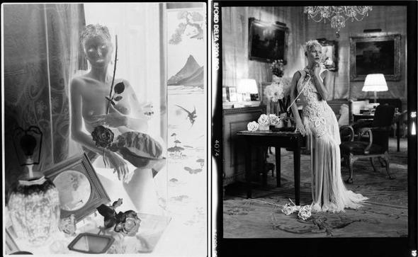 Стоп-кадр: Съемки Love, Vogue, Russh и Numero. Изображение № 39.