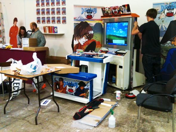 Личный опыт: Как я работала на лондонской ярмарке Sunday Art Fair. Изображение № 17.