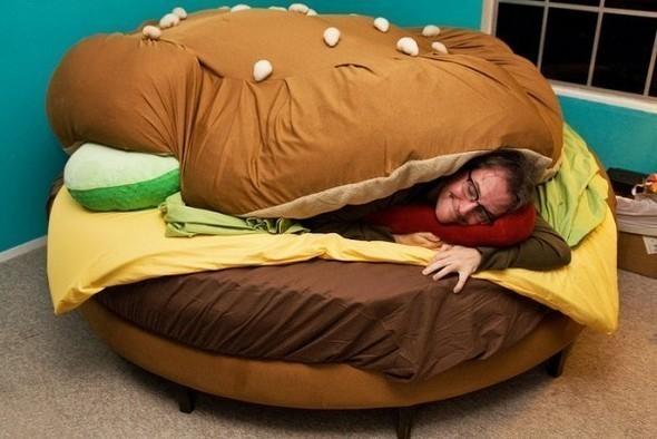 Храпящий гамбургер. Изображение № 1.