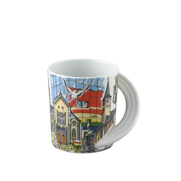Cupola City Cup Selb № 23, Rosenthal. Изображение № 27.