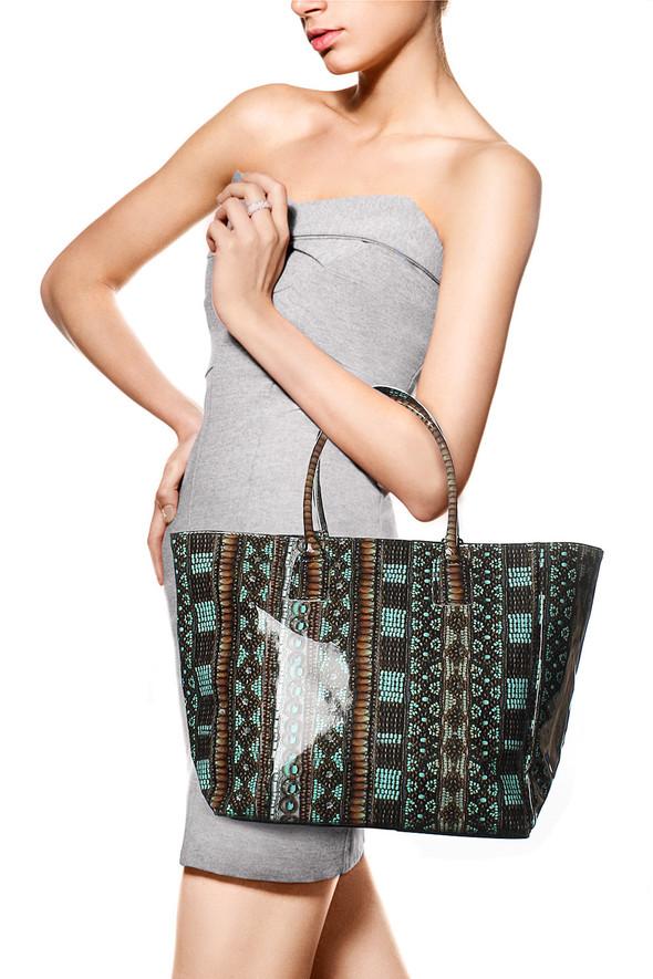 Новая коллекция балеток и сумок Zona centro. Изображение № 13.